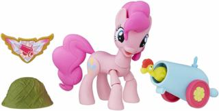 Hasbro My Little Pony B7296ES0 Guardians of Harmony Pinkie Pie, Figur