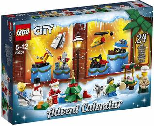 LEGO® 60201 Lego City Adventskalender