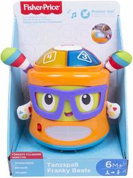 Fisher Price FCW61 - Franky Beats