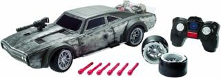 Matte! FCG73 UK Fast & Furious – FCG73 – ferngesteuertes Spielzeugauto FF8 RC Deluxe Action