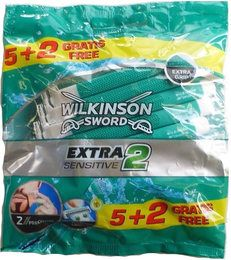 WILKINSON SWORD 7005771D 7er Pack Extra Sensitive Einwegrasierer