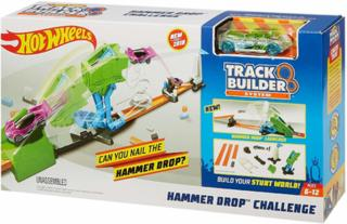 Hot Wheels fll01 – Track Builder Hol den Hammer – piste für Autos
