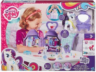 Hasbro B1372 - My Little Pony - Rarity's Boutique