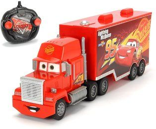 Simba 203089025 - Disney - Cars 3 - RC Turbo Truck,Mack 1:24
