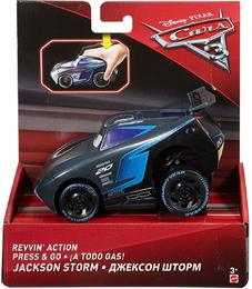 Mattel Disney Cars DVD34 - Disney Cars 3 Powerstart Jackson Storm