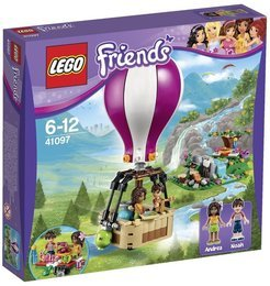 LEGO® Friends Heatlake Heißluftballon - LEGO® Friends 41097