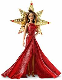 Barbie Mattel DYX41 - Collector Holiday Teresa, Puppe