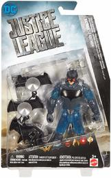 Mattel FGG76 - DC Comics - Justice League - Action Figur, Night OPS Batman