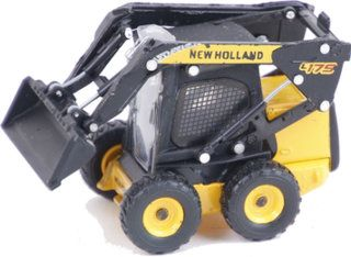New Holland L175 Kompaktlader Modelauto 1 :87