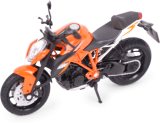 WELLY 1:18 KTM 1290 Super Duke R orange