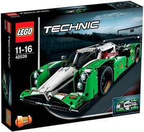 LEGO® Technic 42039 - Langstrecken - Rennwagen