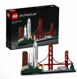 LEGO® 21043 Architecture San Francisco