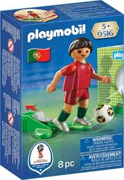 PLAYMOBIL® 9516 - Fußball-Nationalspieler Portugal