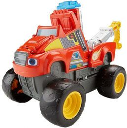 Mattel FVF22 - Blaze and the Monster Machines - Transforming Tow Truck, Tough