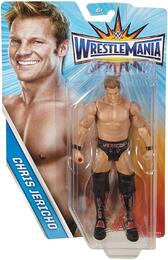 Mattel DXG49 - WWE Wrestlemania 33 Chris Jericho Actionfigur