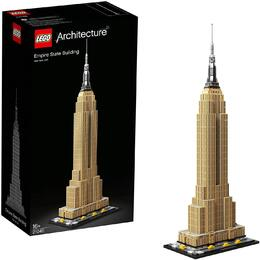 "LEGO® 21046 Architecture Set ""Empire State Building"""