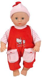 Simba 105012768 - My Love Hello Kitty Baby Set Rot