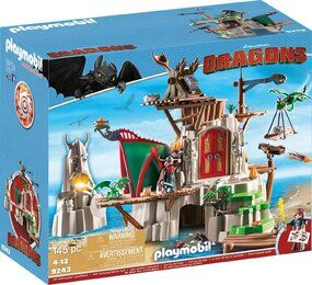 PLAYMOBIL® 9243 - Dragons - Berk Burg