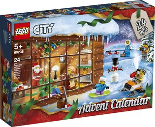 LEGO® 60235 City Adventskalender