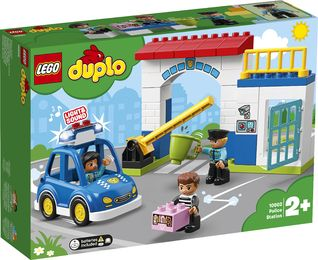 LEGO® DUPLO® 10902 - Polizeistation