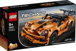 "LEGO® 42093 Technic Modellauto-Set ""Chevrolet Corvette ZR1"""