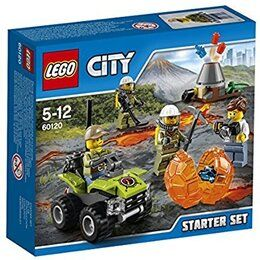 LEGO® 60120 City - Vulkan Starter-Set