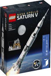 Lego® 21309 - NASA Apollo Saturn V