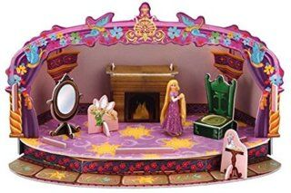 DisneyPrincess Rapunzel Magic Moments 6 to Collect