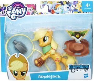 My Little Pony – c0138eu40 – Guardians Of Harmony Gamora Figur Applejack