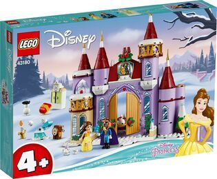 "Lego 43180  Disney Set ""Belles winterliches Schloss"