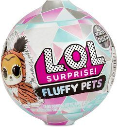 MGA 560487 - L.O.L. Surprise - Fluffy PetsWinter Disco