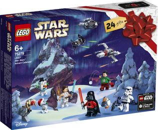 LEGO® Star Wars™ 75279 - Adventskalender
