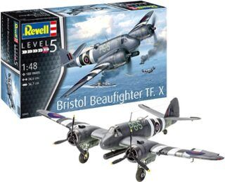 Revell REV-03943 14 Modelmaking Bristol Beaufighter TF. X