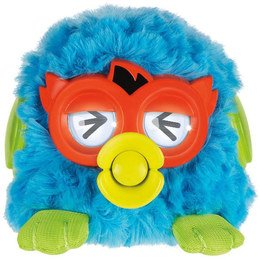 Hasbro Furby Party Rockers in Blau