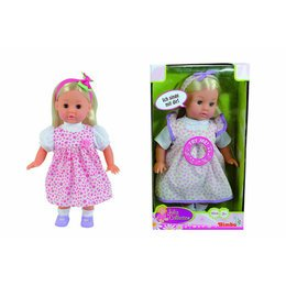 Simba Toys 105140894 My Love Julia Collection - Singende Puppe