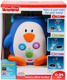 Mattel BFT86 - Fisher Price Pinguin Projektor
