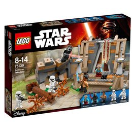 LEGO® Star Wars Battle on Takodana - LEGO® Star Wars 75139