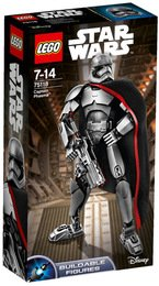 LEGO® Star Wars Captain Phasma - LEGO® Star Wars 75118