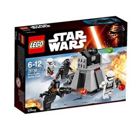 LEGO® Star Wars First Order Battle Pack - LEGO® Star Wars 75132