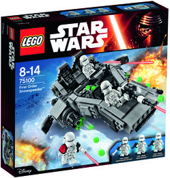 LEGO® Star Wars First Order Snowspeeder - LEGO® Star Wars 75100