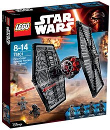 LEGO® Star Wars First Order Special Forces TIE Fighter - LEGO® Star Wars 75101