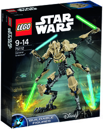 LEGO® Star Wars General Grievous - LEGO® Star Wars 75112