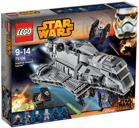 LEGO® Star Wars Imperial Assault Carrier - LEGO® Star Wars 75106