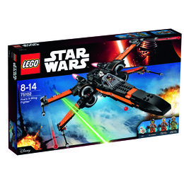 LEGO® Star Wars Poe's X-Wing Fighter  - LEGO® Star Wars 75102