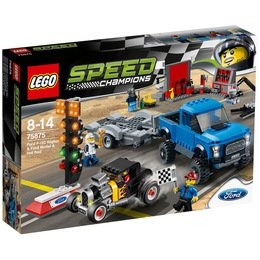 LEGO® Speed Champions Ford F-150 Raptor & Ford Model A Hot Rod - LEGO® 75875