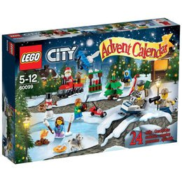 LEGO® City Adventskalender - LEGO® City 60099