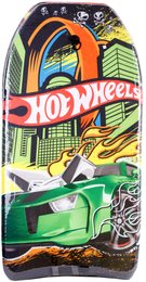 Bodyboard / Body Board / Surfboard / Schwimmbrett Hot Wheels in 2 Varianten ca. 45 x 90 x 4,5 cm Motiv Auto
