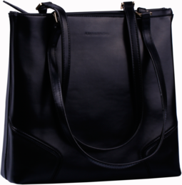 Schwarze Damen Handtasche aus der Alessandro Lady Chic Collection