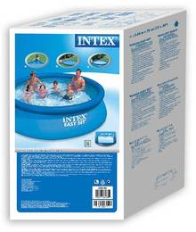Intex Easy Set Pool 366 cm x 76 cm - 28130 Quick-Up Pool