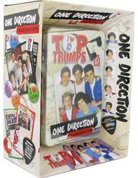 Boygroup 'One Direction' Top Trumps Fankarten in Blechbox